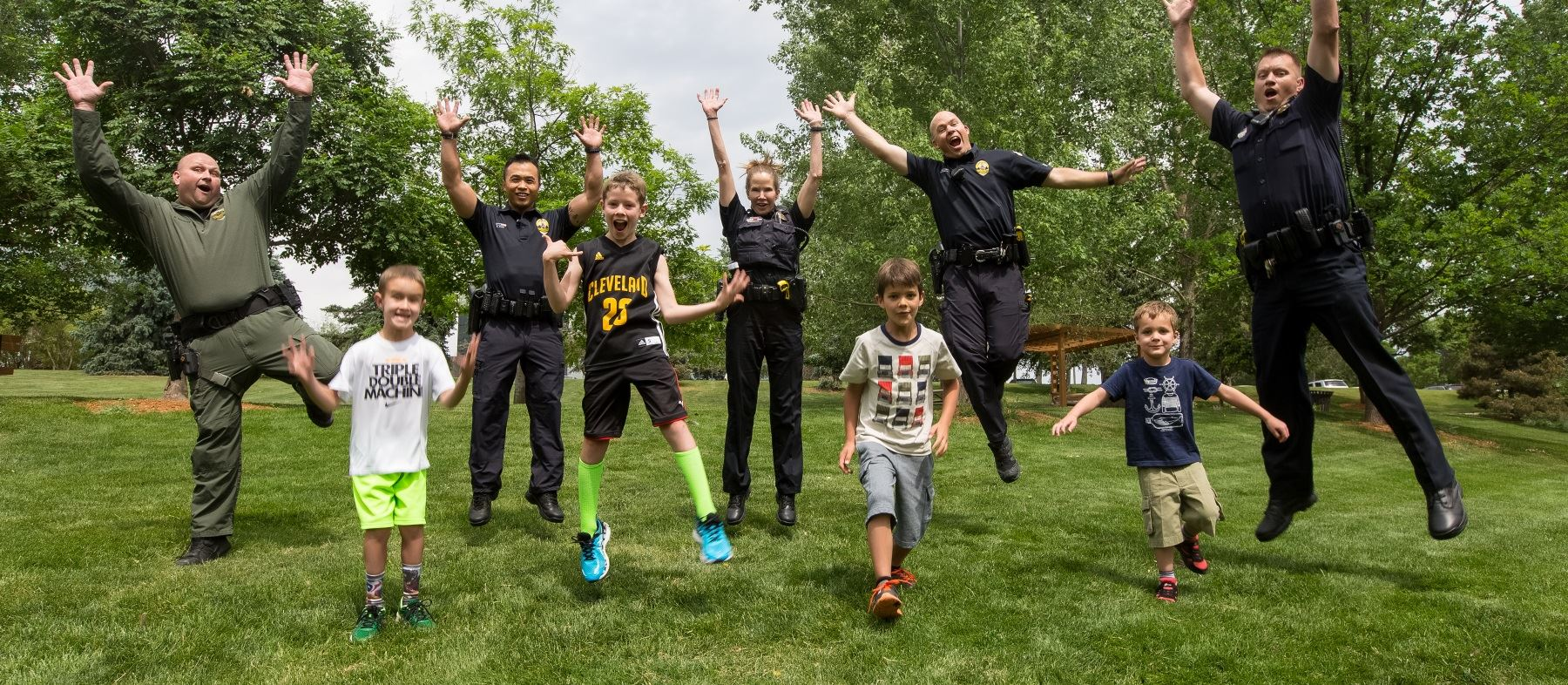 Police Department | Greenwood Village Official Website!