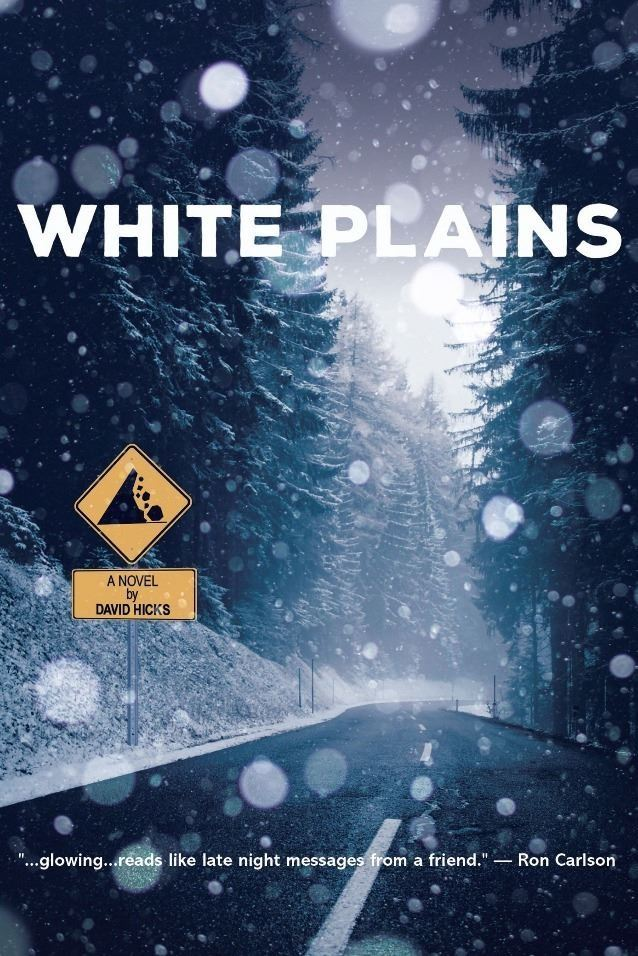 White Plains new cover