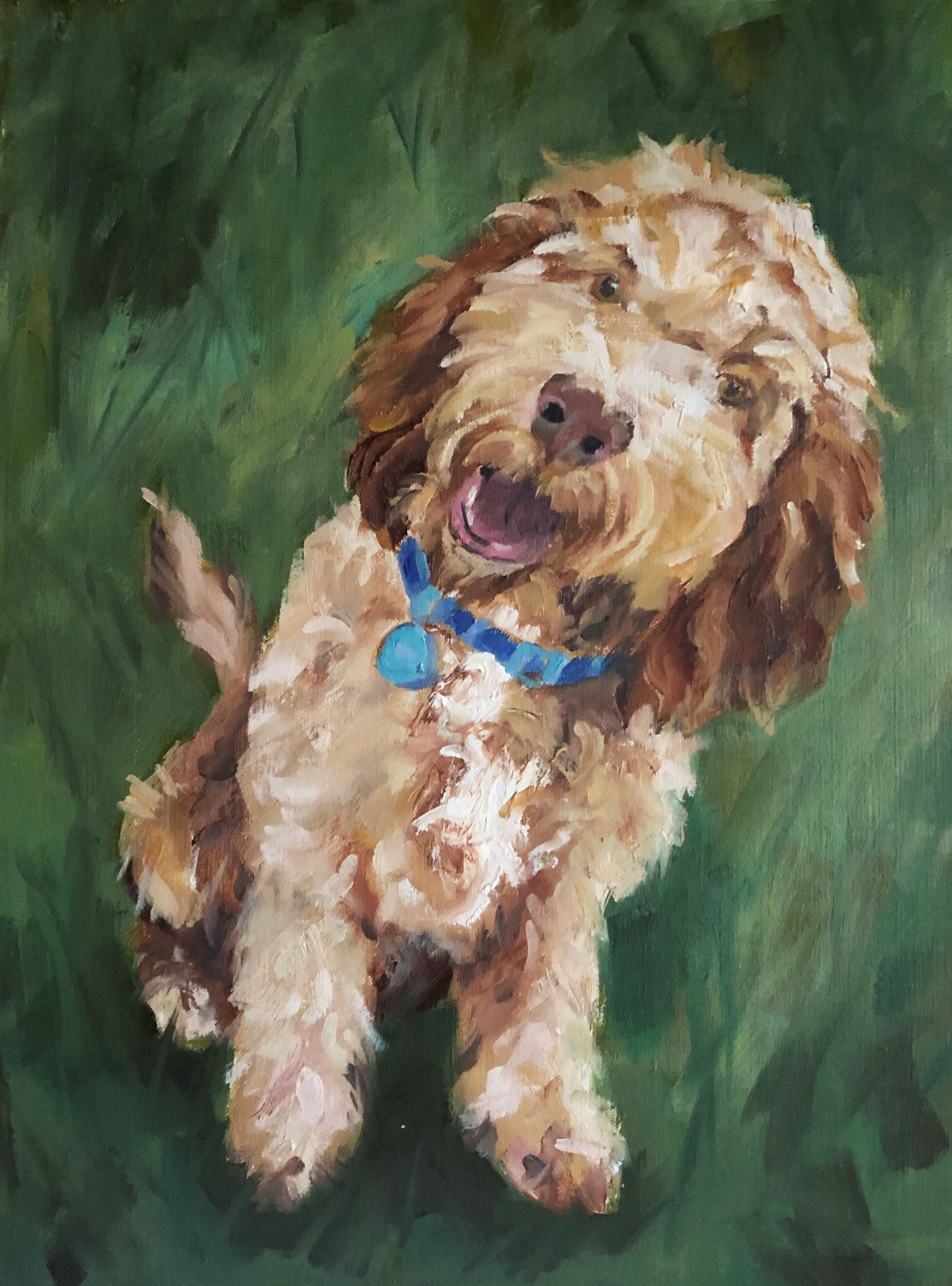 Anita Mosher Solich, Paint Your Pet,Beau