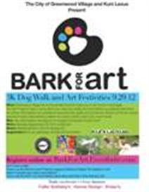 Bark for Art